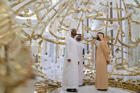 Новый национальный памятник культуры Qasr Al Watan открылся в ОАЭ — фото 1