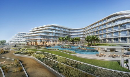 На территории комплекса JA The Resort в Дубае открылся JA Lake View Hotel — фото 1