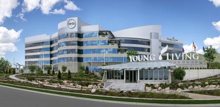 Международную штаб-квартиру в городе Легия открыла Young Living — фото 1