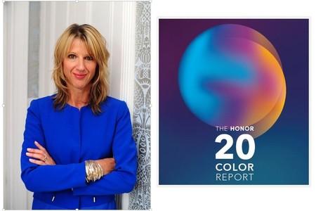 """""""Цветной отчет"""" HONOR 20 привлекает внимание к позитивному влиянию цвета — фото 1"""