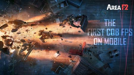 Состоялся релиз первой мобильной игры-шутера в формате ближнего боя (CQB) — фото 1