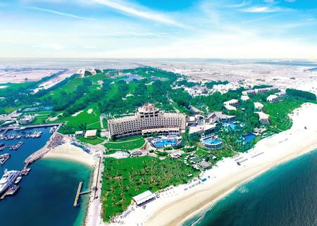 В курортном комплексе JA The Resort в Дубае вновь откроется JA Beach Hotel — фото 1