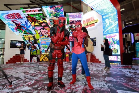 Анимационный фестиваль CICAF в Ханчжоу поставил несколько рекордов — фото 1