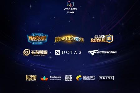 Объявлен график соревнований Официального чемпионата WCG 2019 в Сиане — фото 1
