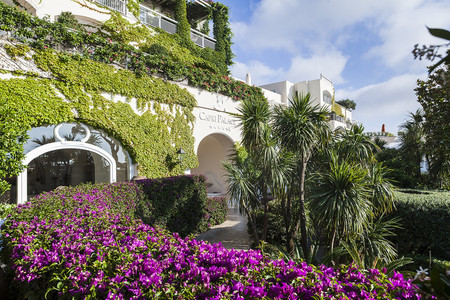 Jumeirah Group берет под управление отель Capri Palace в Италии — фото 1