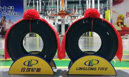 Выпуск первой радиальной шины TBR – знак устойчивого развития Hubei Linglong — фото 1