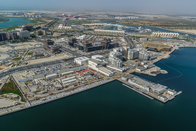Проект Yas Bay в Абу-Даби: о ходе строительства проинформировала компания Miral — фото 1
