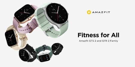 Универсальные смарт-часы Amazfit GTR 2e и GTS 2e оснащены новейшими функциями — фото 1