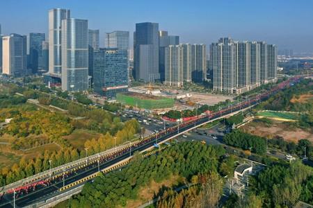 Новый импульс развитию города придает полумарафон Иу-2020 — фото 1