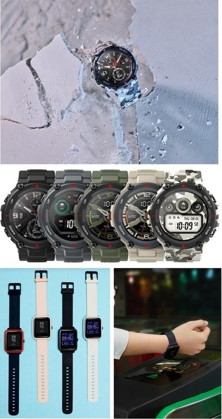 T-Rex: доступные армейские  смарт-часы представил на CES 2020 бренд Amazfit — фото 1
