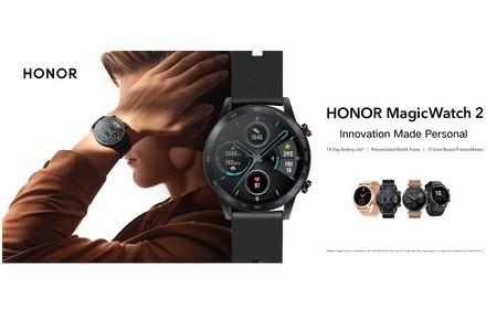 Новые смарт-часы HONOR Magic Watch 2 официально представил HONOR — фото 1