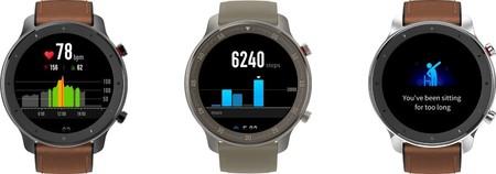 «Умные» часы Amazfit GTR – новинка от Huami — фото 1