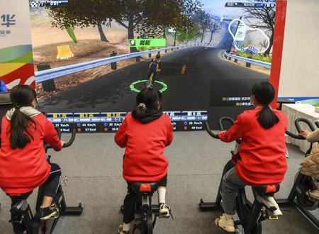 В Гуанси стимулируются новые модели развития спортивной индустрии — фото 1