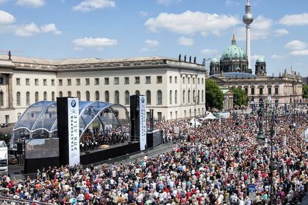 BMW создает новые мелодии в партнерстве со всемирно известными музыкантами — фото 1