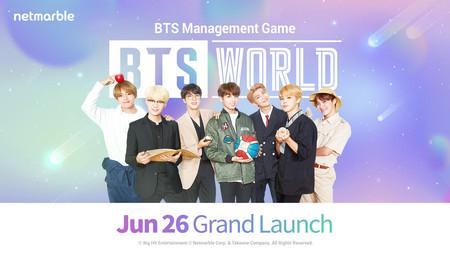 Долгожданная мобильная игра BTS WORLD стартует вечером 26 июня — фото 1