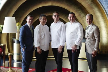Три выдающихся шеф-повара влились в команду Burj Al Arab Jumeirah — фото 1