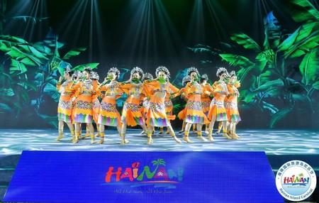 Хайнань приветствовал участников карнавала «Остров туризма» 2020 — фото 1