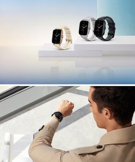 Смарт-часы Amazfit GTR 2 и Amazfit GTS 2 – стильные новинки от Amazfit — фото 1