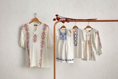 Эксклюзивную коллекцию предложила ко Дню румынской блузы LC Waikiki — фото 1