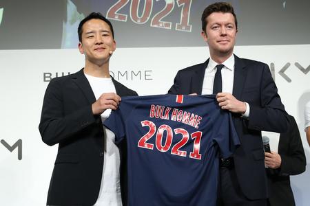 Звезда футбола Киллиан Мбаппе стал международным послом бренда «BULK HOMME» — фото 1