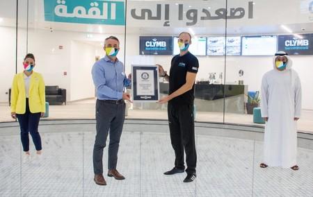 В список «Книги рекордов Гиннесса» попали аттракционы CLYMB™ Abu Dhabi — фото 1