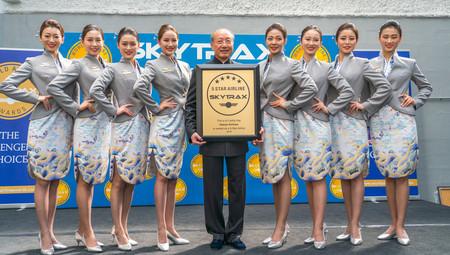 Hainan Airlines заняла 7-е место в десятке лучших авиаперевозчиков SKYTRAX — фото 1