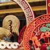 С помощью видеопрезентации Чжуншань поздравил мир с китайским Новым годом