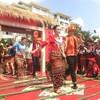 Праздник Саньюэсань провели в Хайнаньском автономном уезде Линшуй-Ли