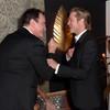 Прием по случаю мировой премьеры картины Тарантино организовала Альбан Клере