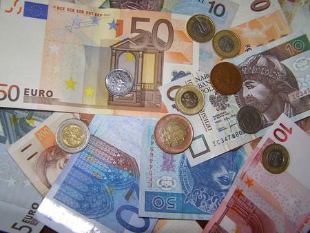 кроны и евро
