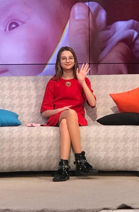 Лиза Анохина стала главной героиней программы о детях-блогерах на канале «Спас» — фото 1