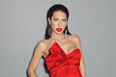 Елена Космина, топ-модель