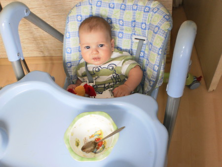 Вводим прикорм — фото 1