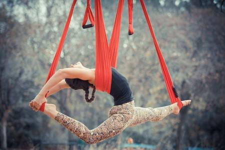 Шестой международный день йоги — фото 1