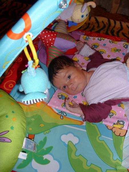 Развитие мелкой моторики у малышей — фото 1