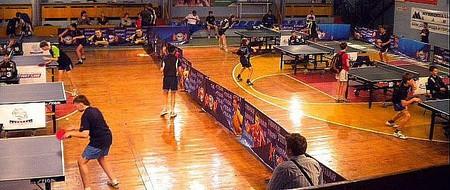 Всероссийские соревнования г.Новосибирск (я на дальнем правом столе в черно зеленой форме) эту игру я выйграл!