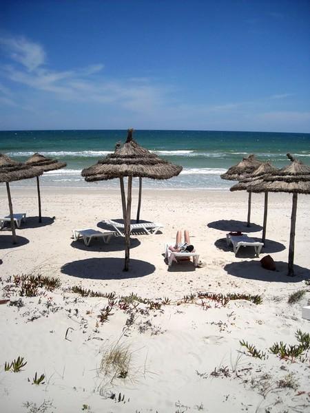 Пляж отеля Тапсус