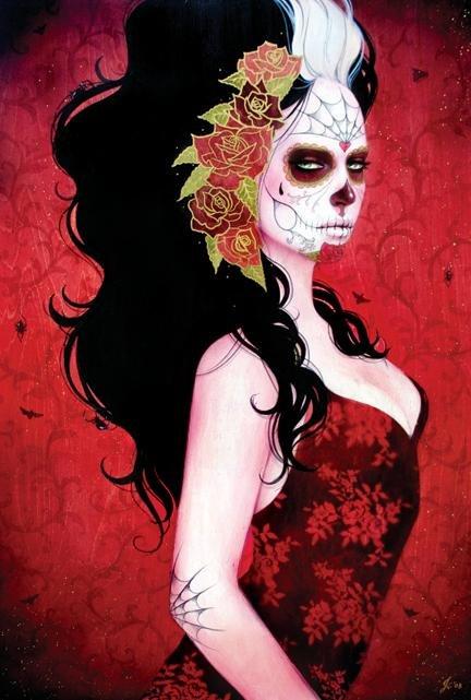 Современное искусство по средам (La Santa Muerte) — фото 6