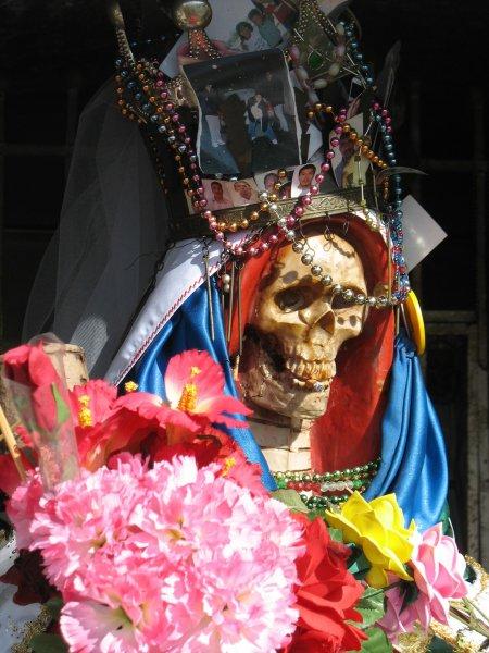 Современное искусство по средам (La Santa Muerte) — фото 1