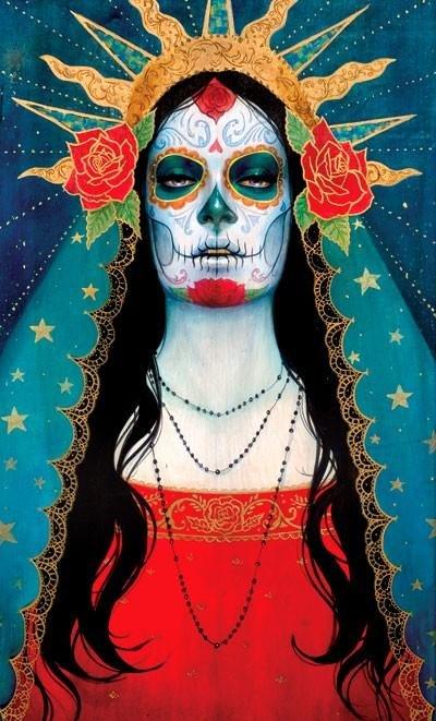 Современное искусство по средам (La Santa Muerte) — фото 7