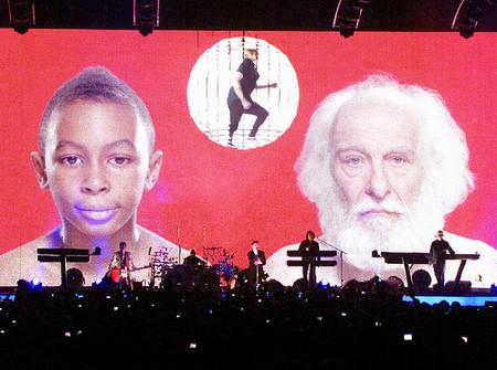 Вселенское ожидание. Концерт Depeche Mode в Санкт-Петербурге. — фото 5
