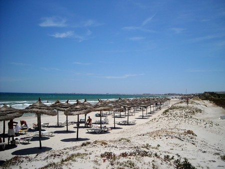 Тунис. Махдия. Тапсус — фото 1