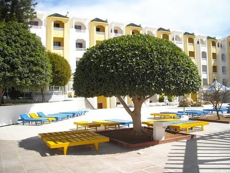 Отель Тапсус