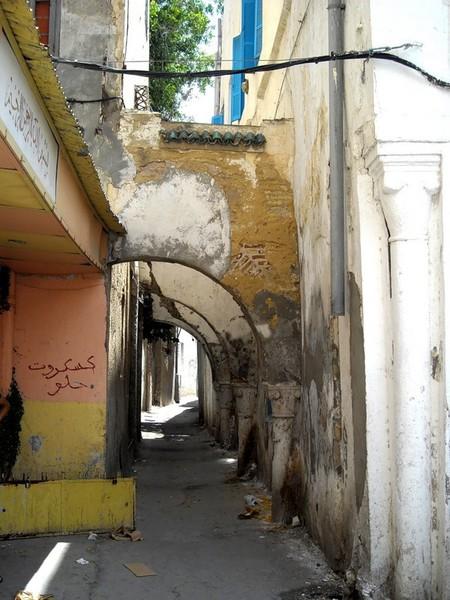 Город Тунис, Медина