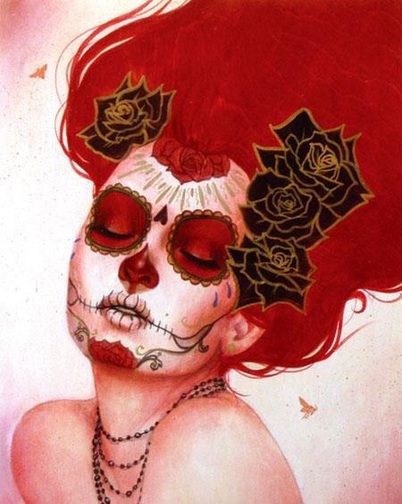 Современное искусство по средам (La Santa Muerte) — фото 8