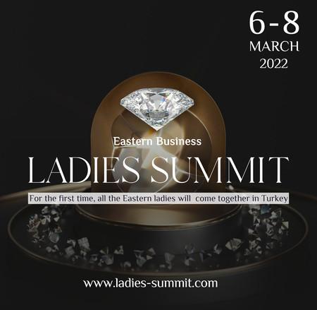 Форум «Бизнес-леди Восточных стран» Eastern Business Ladies Summit С  6 по 8 марта 2022 г. — фото 1