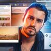 Работа режиссера Романа Гончаренко презентует новый альбом иранского композитора Мехди Раджабиана, поданный на «Грэмми»