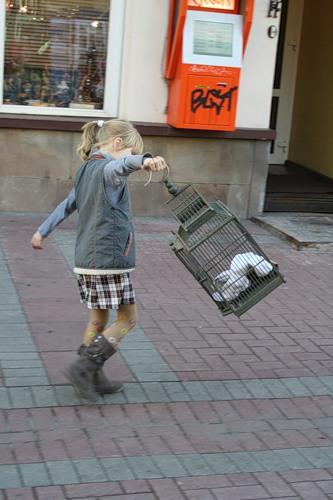Московская осень в лицах... — фото 15