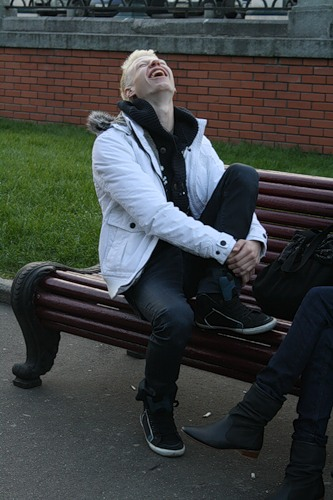 Московская осень в лицах... — фото 9