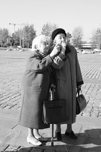 Московская осень в лицах... — фото 25